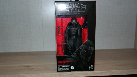 Black Series Review | Kylo Ren (The Rise Of Skywalker) 1