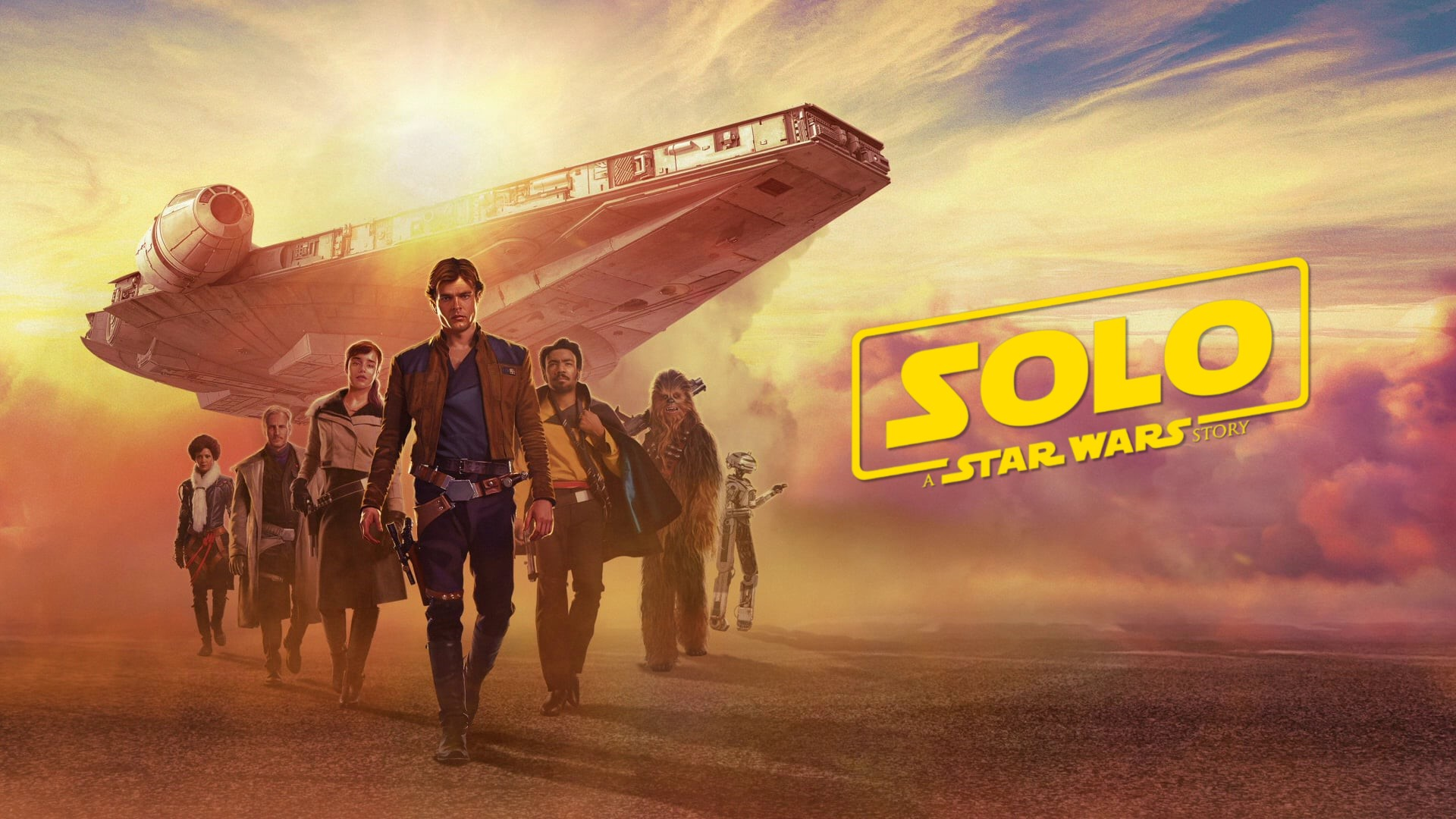 Solo: A Star Wars Story is Finally Available on Disney+ in the US