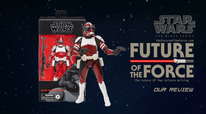 Black Series Review | Clone Commander Fox (The Clone Wars) EXCLUSIVE