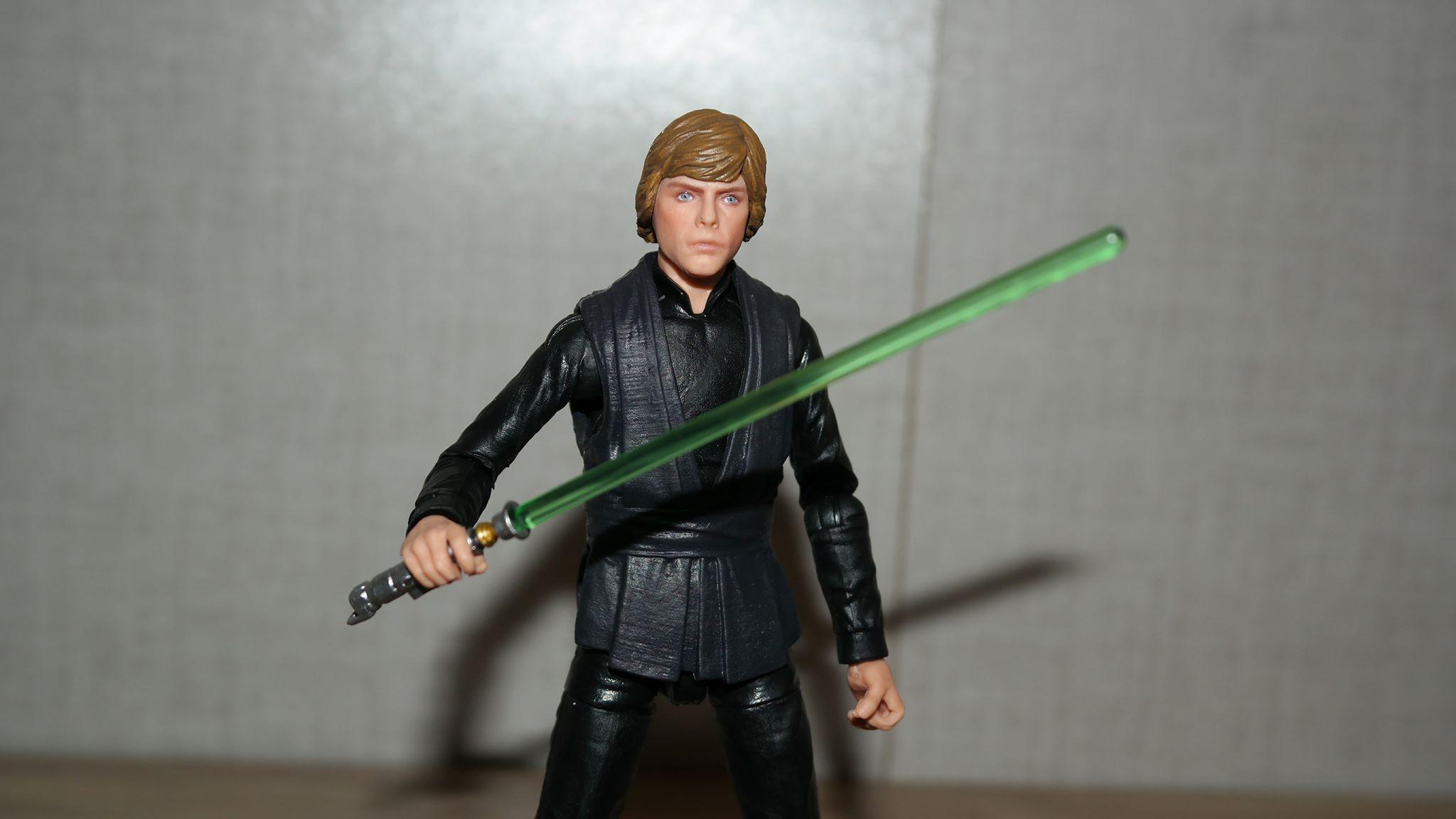 """Luke Skywalker Jedi Knight 6"""" action figure 2019 Hasbro Star Wars Black Series"""
