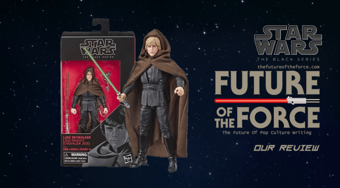 Black Series Review | Luke Skywalker Jedi Knight (Return of the Jedi) (EXCLUSIVE)