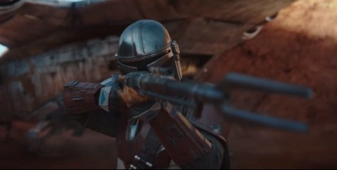 The Mandalorian   The New Trailer Emerges From Lightspeed