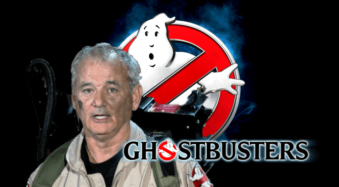 Confirmed | Bill Murray is Officially Back For Ghostbusters 2020