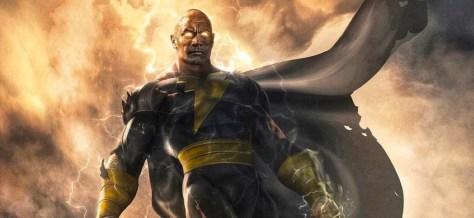 Dwayne Johnson's Black Adam Will Hit Cinemas in 2021