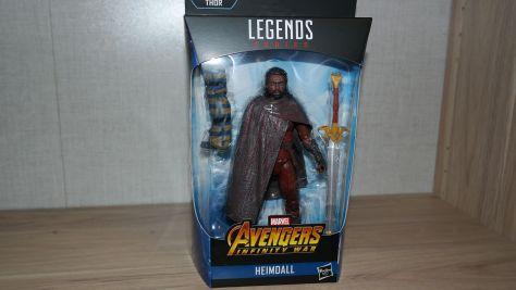 Marvel Legends Review | Heimdall (Avengers Infinity War)