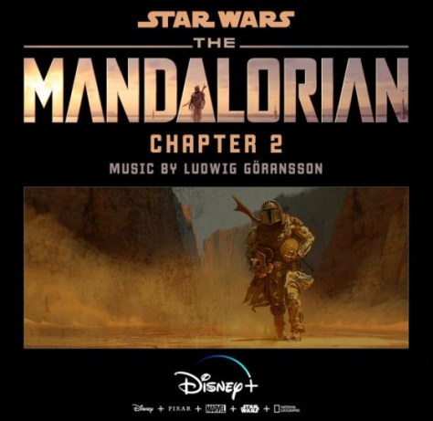 The Mandalorian Ludwig Göransson Chapter 2