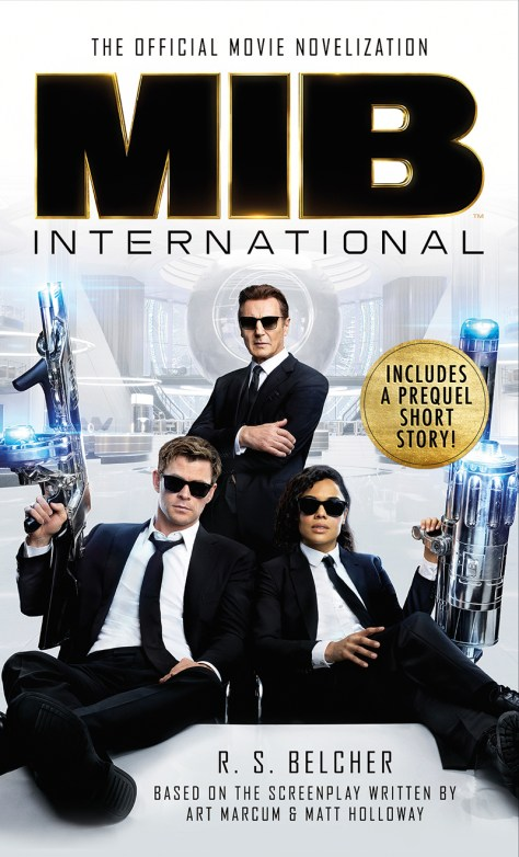 Book-Review-Men-In-Black-International-The-Official-Movie-Novelisation