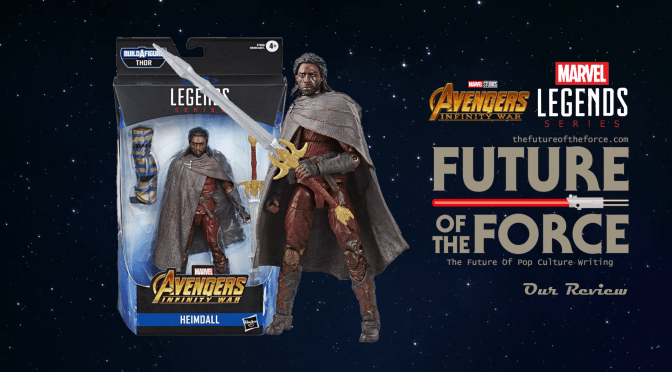Marvel Legends Review | Heimdall (Avengers Infinity War)