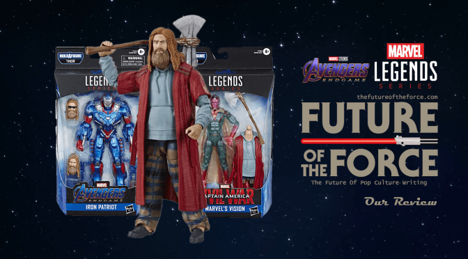 Marvel Legends Review | BUILD-A-FIGURE Thor (Avengers Endgame)