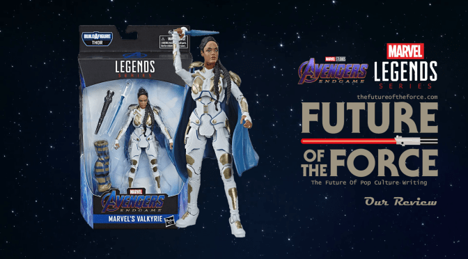 Marvel Legends Review | Valkyrie (Avengers Endgame)