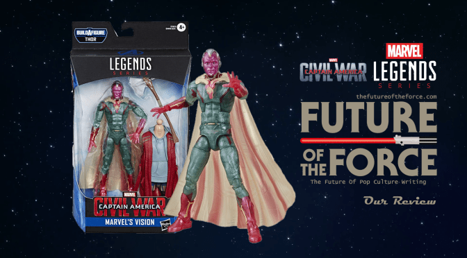 Marvel Legends Review | Vision (Captain America Civil War)