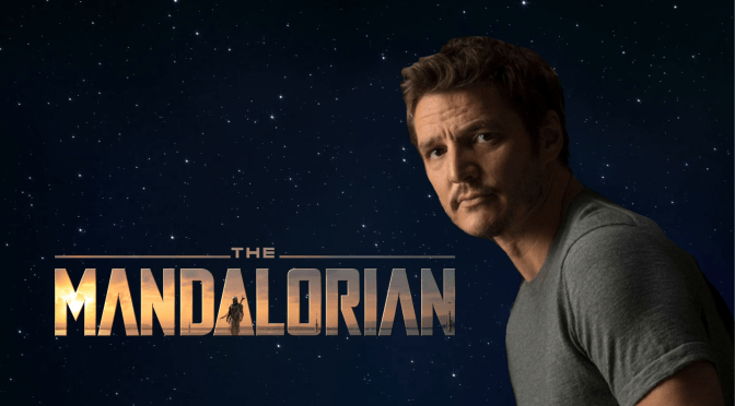 The Mandalorian | Pedro Pascal Reveals the Name of his Bounty Hunter