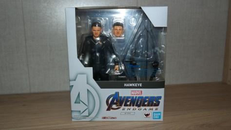 S.H Figuarts Hawkeye Avengers Endgame Boxed