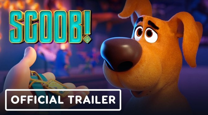 Grab Your Scooby Snacks – The New Teaser Trailer for Scoob! Has Arrived