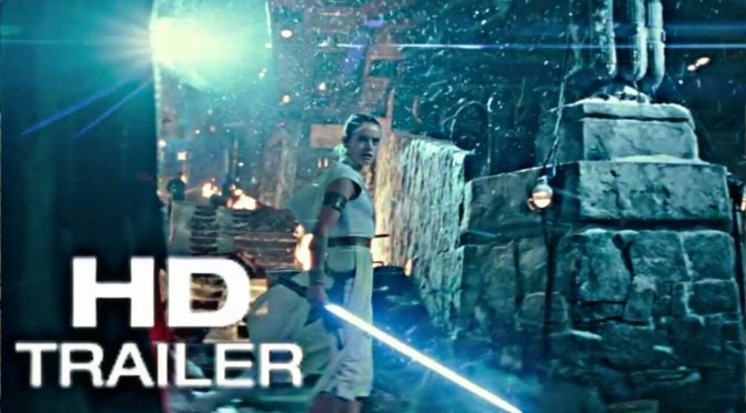 "Star Wars | New 'The Rise Of Skywalker' ""END"" TV Spot Released"
