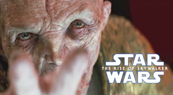Snoke's Role Needs To Be Explained in 'The Rise of Skywalker'