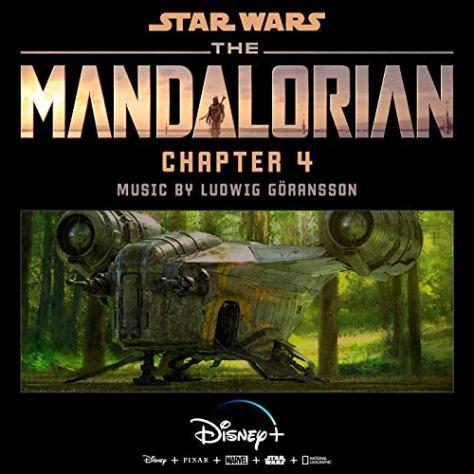 The Mandalorian Chapter 4 Soundtrack