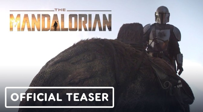 "The Mandalorian | ""One Week Away"" Teaser Reveals New Footage"