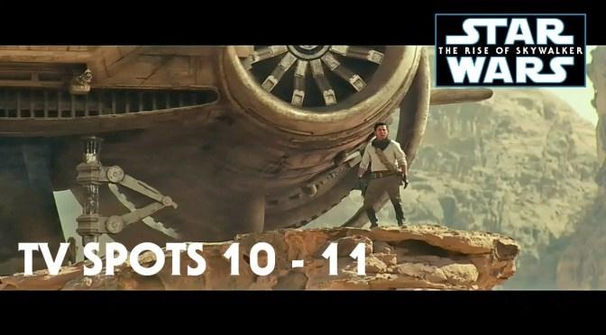Star Wars: The Rise of Skywalker | TV Spots Galore