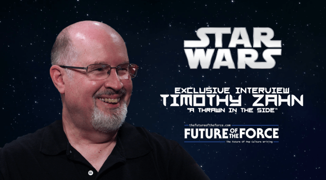 EXCLUSIVE | Interview With Timothy Zahn
