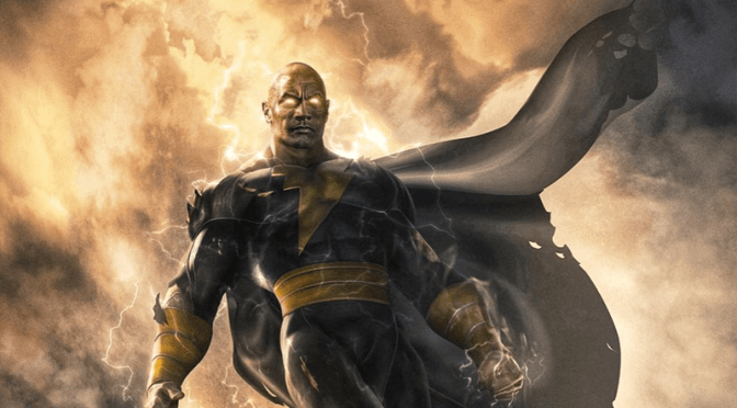 Dwayne Johnson's Black Adam Will Hit Cinemas in 2021