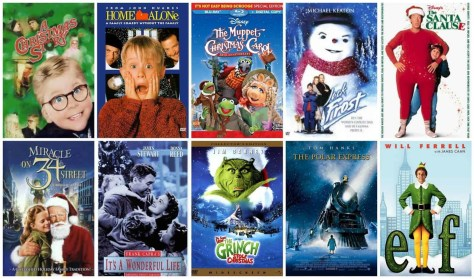 Festive Top Five   5 Movies to Get You in the Christmas Spirit