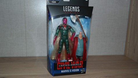 Marvel Legends Review   Vision (Captain America Civil War)