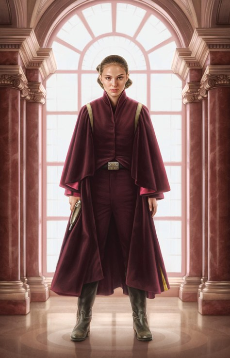 Padmé Amidala Returns in E.K. Johnston's Queen's Peril