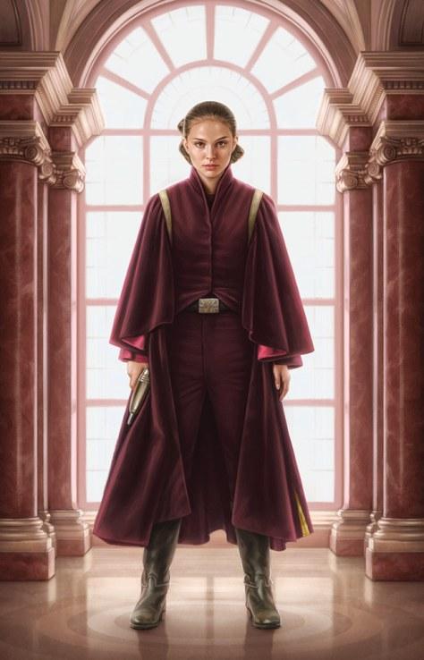 Padmé Amidala Returns in E.K. Johnston's Queen's Peril