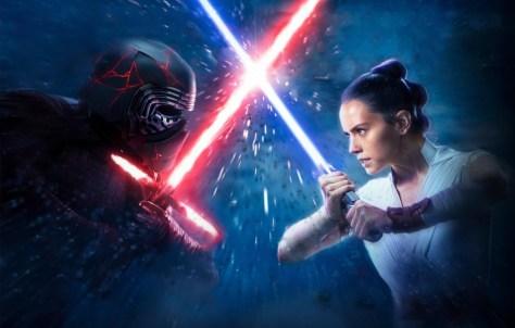 Star Wars The Rise Of Skywalker banner