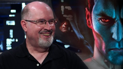 EXCLUSIVE | Interview With Timothy Zahn (A Thrawn In The Side)