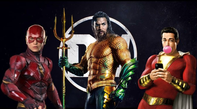 Aquaman 2, The Flash, and Shazam! 2 Slated for 2022? Sign Me Up!