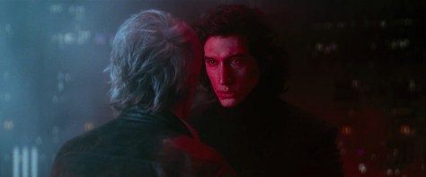 Star Wars Han Solo and the Force in 'The Force Awakens'