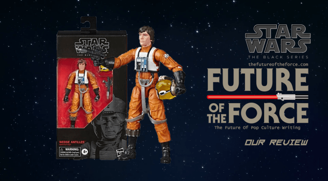 Star Wars Black Series Wedge Antilles Review