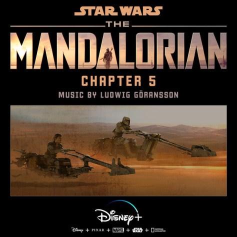 The Mandalorian Chapter 5 Soundtrack