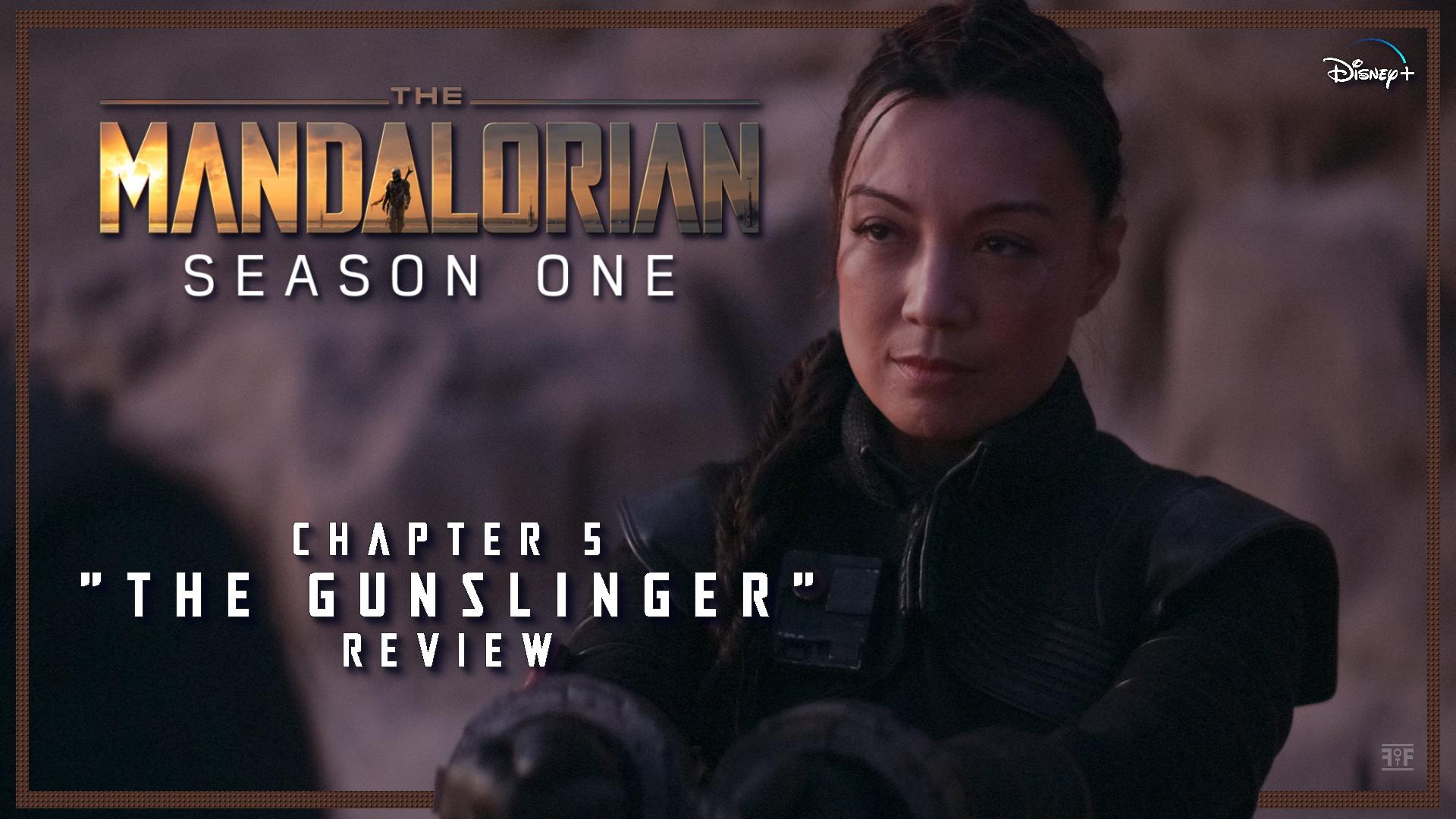 The Mandalorian: Chapter 5 'The Gunslinger' Review