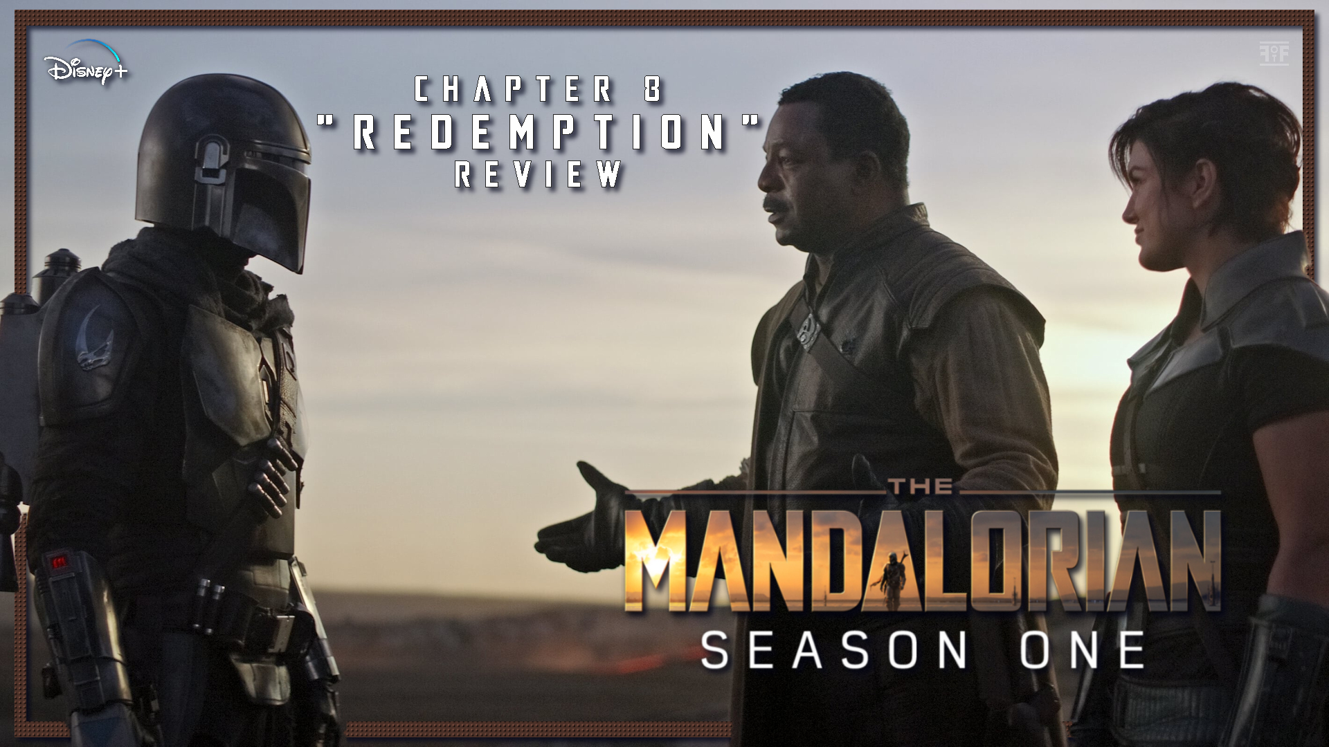 The Mandalorian Chapter 8 'Redemption' Review