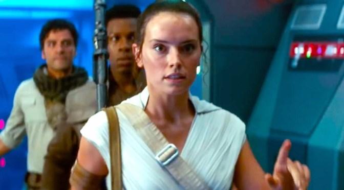 "Star Wars: The Rise of Skywalker | ""Jedi Mind Trick"" Full Clip"