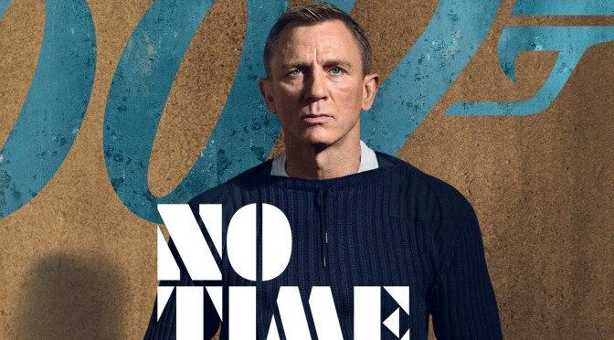 Bond is Back | The Character Posters for No Time To Die Have Arrived