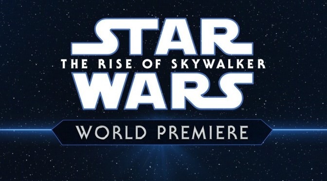 Star Wars: The Rise Of Skywalker World Premiere Live Stream