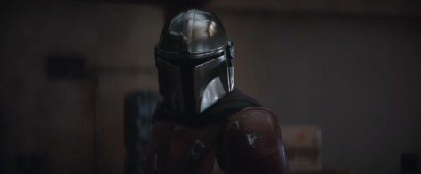 The Mandalorian Trailer 1