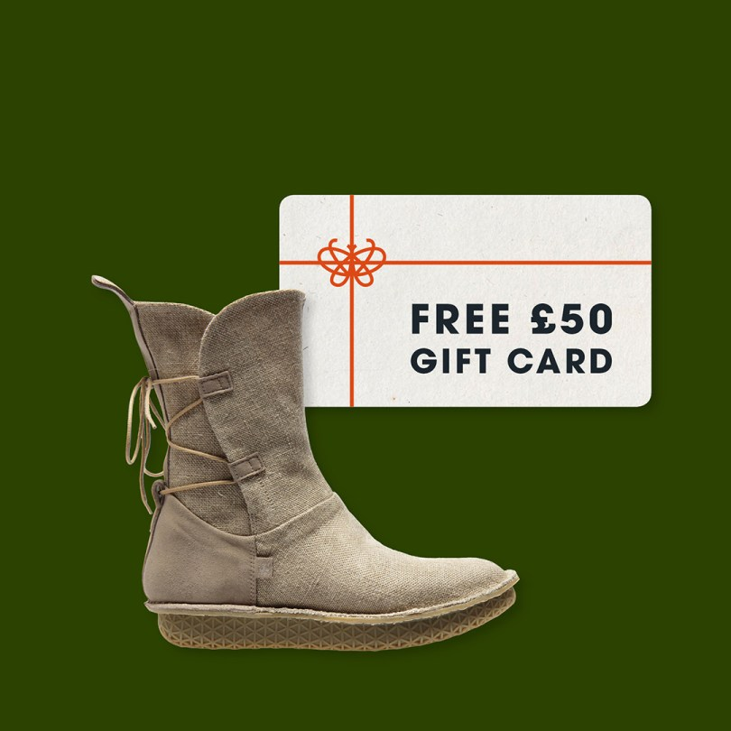Po-Zu | Celebrate Star Wars with a Free Gift with REY Boots