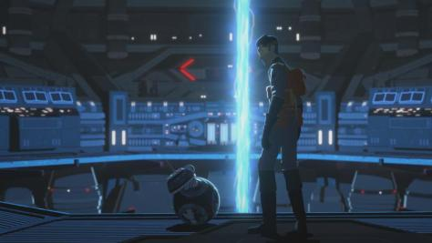 Star Wars Resistance Station to Station Review