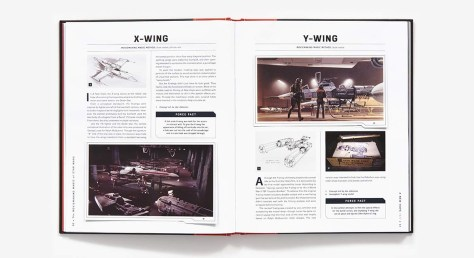 The Moviemaking Magic Of Star Wars: Ships + Battles X-Wing & Y-Wing