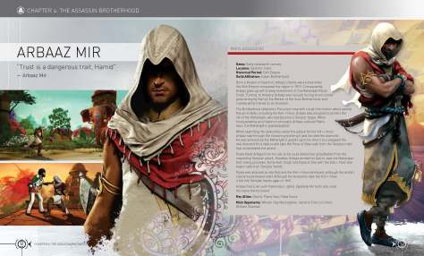 Assassin's Creed: The Essential Guide - Arbaaz Mir