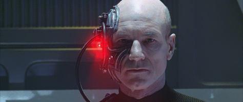 Jean-Luc Picard Borg