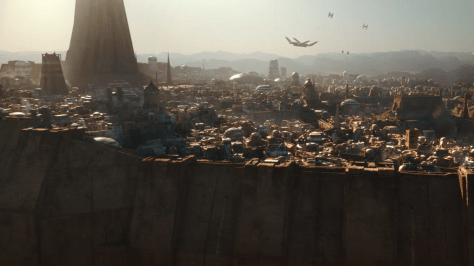 Jedha City Star Wars Rogue One