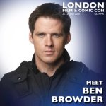 Ben Browder London Film & Comic Con 2020