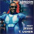 Jesse T. Usher London Film & Comic Con 2020