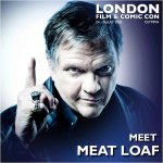 Meat Loaf London Film & Comic Con 2020